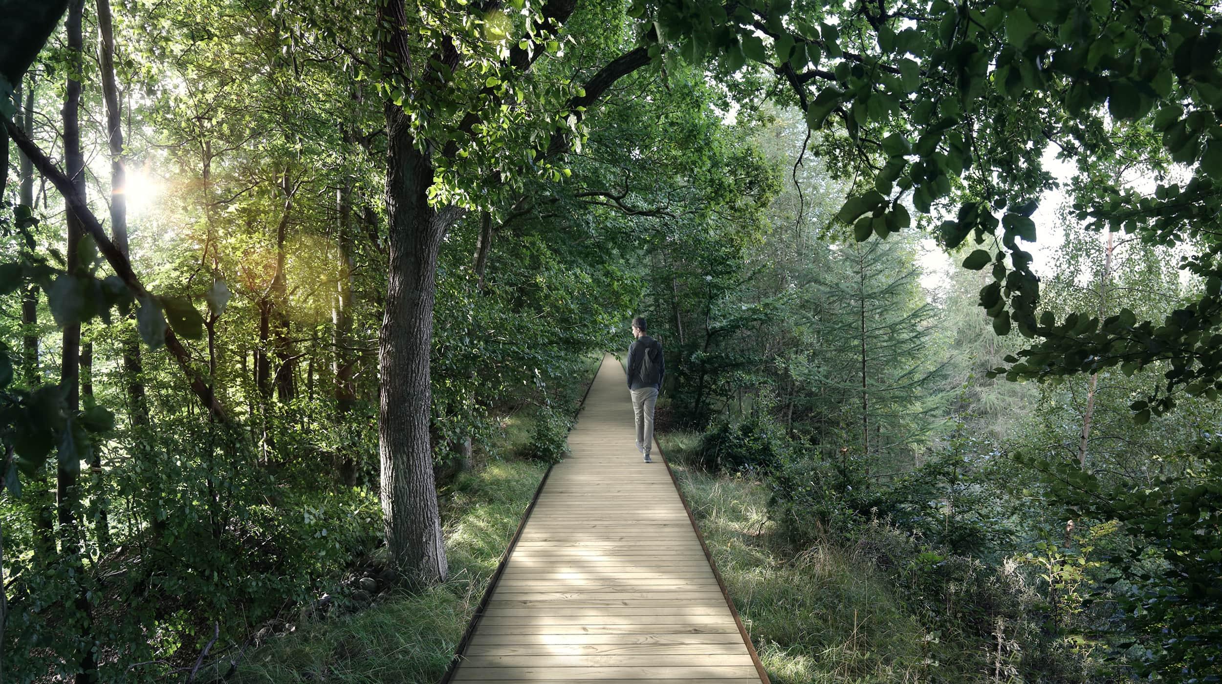 Camp Adventure Park. Дания.