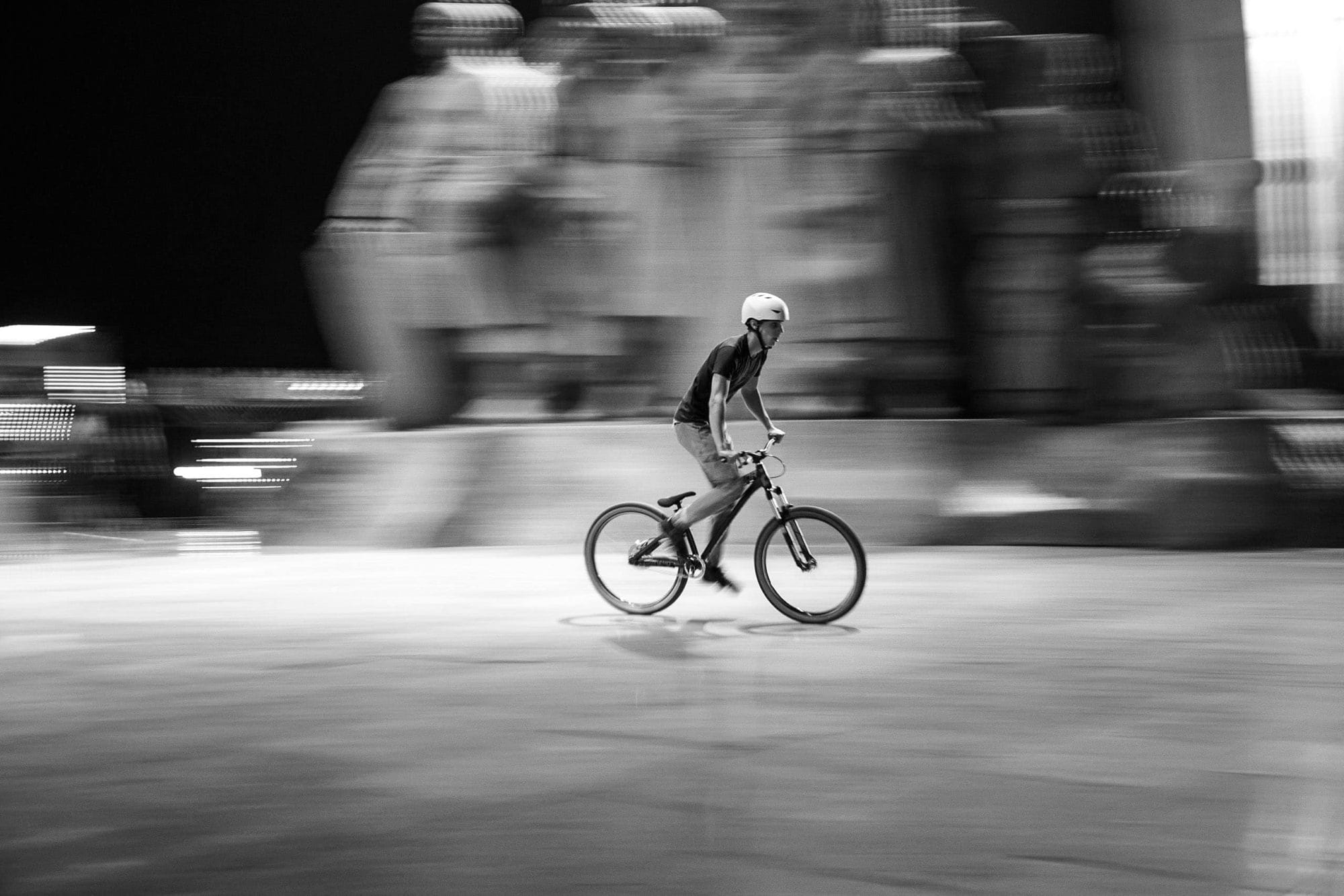 Фото велосипедиста
