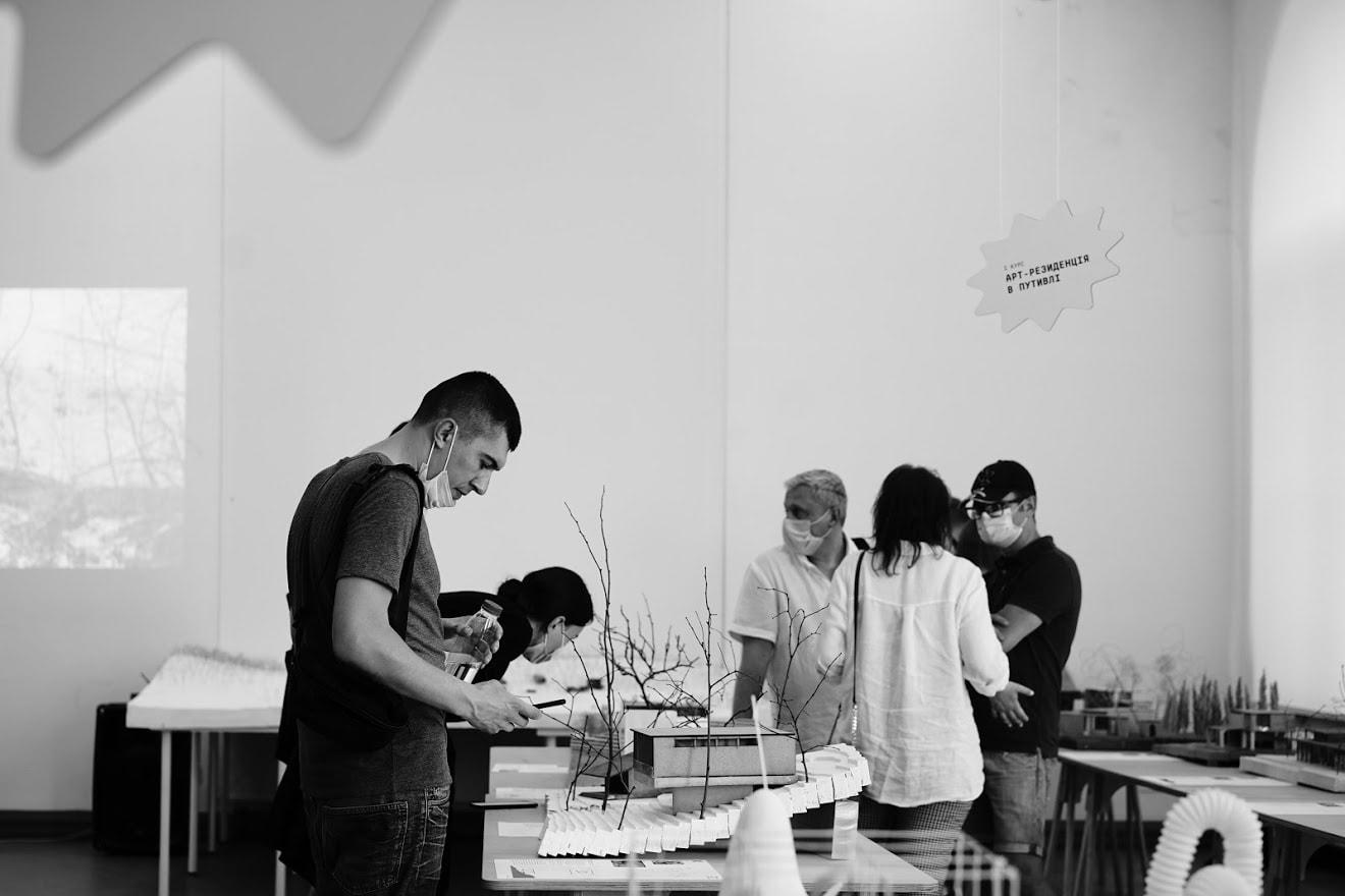 студентські проєкти в ХША